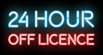 24 Hour Off Licence