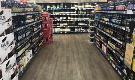Real ale, lager, beer, wine and other booze on sale 24/7